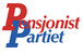 Partilogo for Pensjonistpartiet